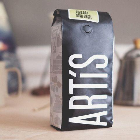 Artis brand coffee