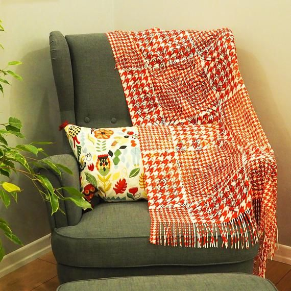 Knitted Wrap Shawl Softest Body Blanket