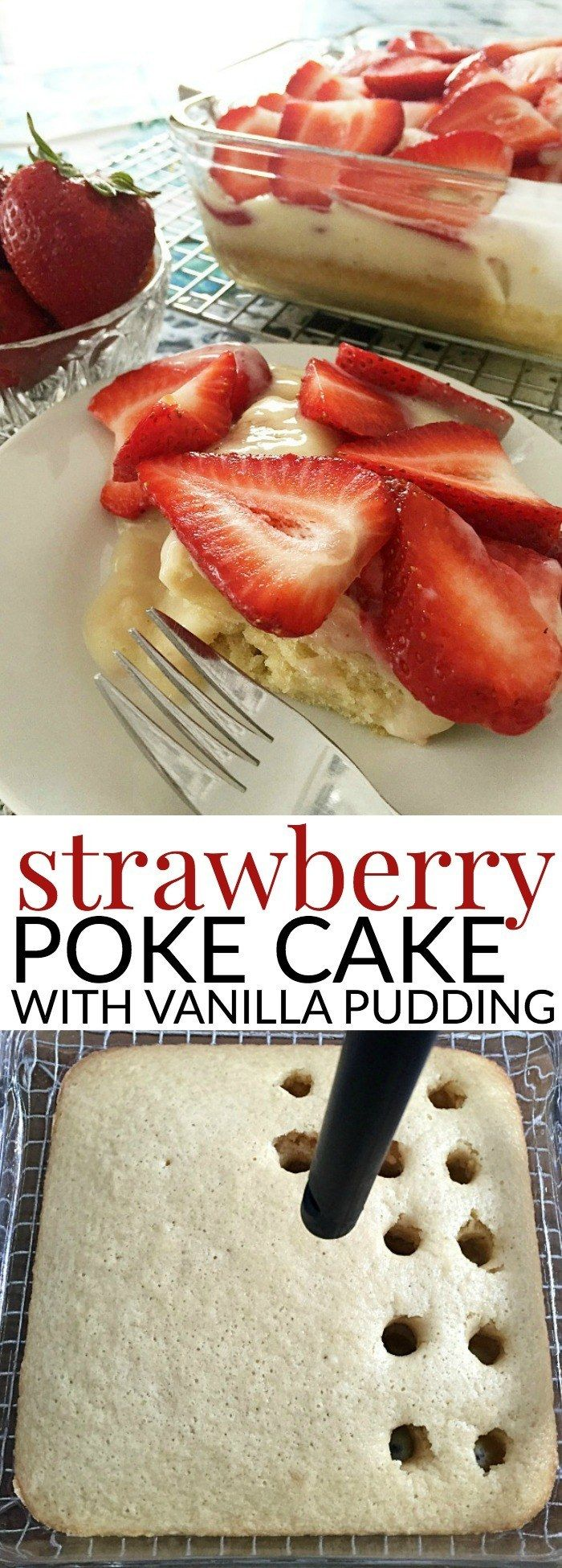15 Poke Cake Recipes You Need In Your Life (Poke Cake Recipes)