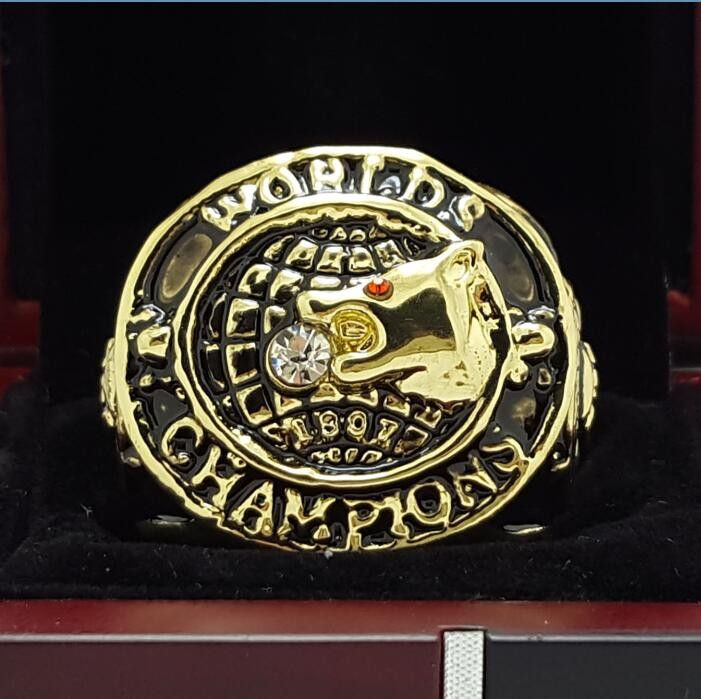 1907 Chicago Cubs MLB world series ring replica size 11 US solid back the first world series ring for Cubs