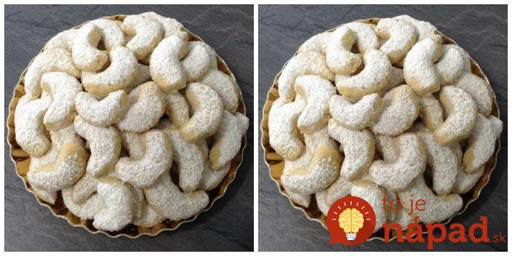 Cesto je krásne jemné, nadýchané a nestvrdne. Ak hľadáte nový recept na vianočné rožteky, vyskúšajte to so šľahačkou a kokosom. Tieto rožteky sú naozaj výborné.