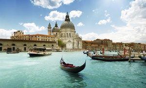 Groupon - ✈ Venise : 2, 3 ou 5 nuits à l'hôtel Delfino 4* avec vols A/R depuis Paris dès 119€ par personne* à MESTRE. Prix Groupon : 119€