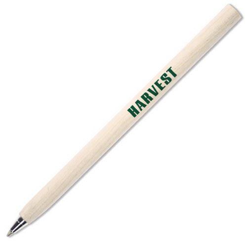 Houten bio pennen