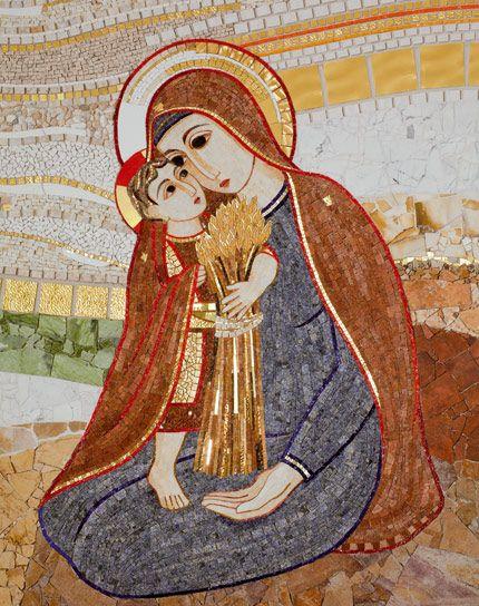 Madonna delle spighe - Centro Aletti -