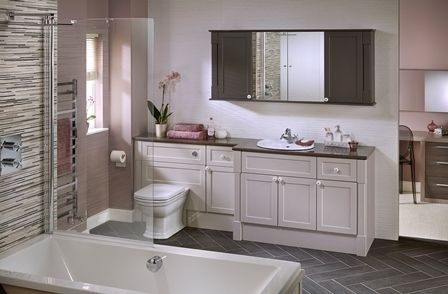 Clara Bathroom Furniture from Utopia Bathrooms
