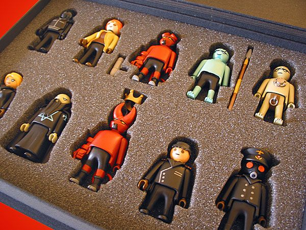 Hellboy Playmobil - Box by JakobWestman.deviantart.com on @deviantART