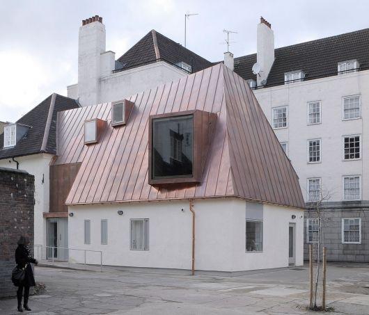 copper #design #architecture