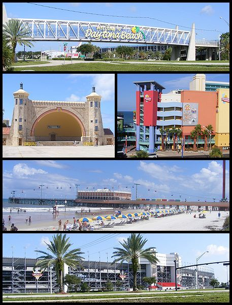 Located in Volusia County, Florida, Daytona Beach is an extremely popular vacation spot for tourists from all over the world. The place is known for its hard sand, enjoyable weather, spring break festivities and deep sea fishing.