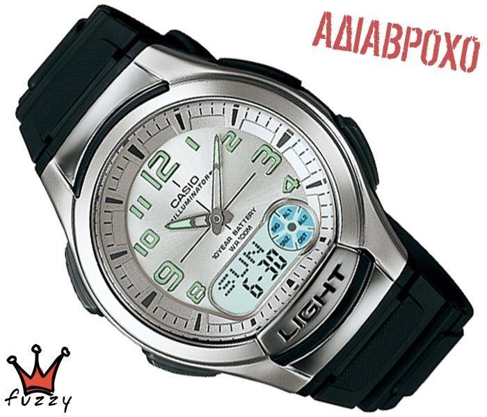 Ρολόι ανδρικό Casio (AQ-180W-7BV. CasioWatchesComicWrist . 1a0c80793a5