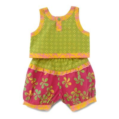 Baby Girl Bloomers Set 6month AU$28 Designer: Pelangi Design