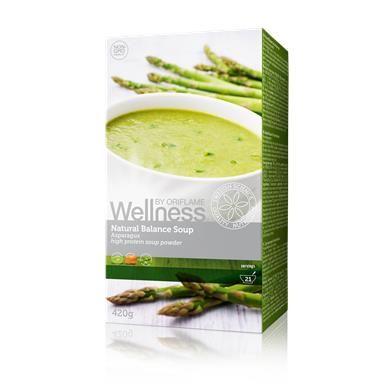 Суп «Нэчурал Баланс» - Спаржа (28584) Контроль веса – Wellness | Oriflame Cosmetics