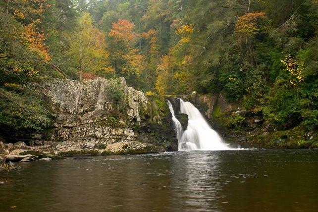 Abrams Falls | Great Smoky Mountains National Park