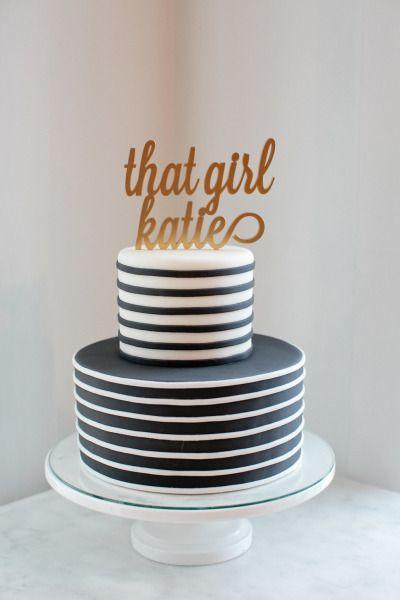 Birthday cake: http://www.stylemepretty.com/living/2015/05/11/a-modern-40th-birthday-party/   Photography: Ashley Merritt - http://www.ashleymerrittphotography.com/