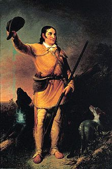 """DAVID CROCKETT 1835 after losing a political election to a peg legged (wooden leg) opponent Adam Huntsman made a farewell speech at the Union Hotel Bar in Memphis. He delivered his immortal farewell: """"SINCE YOU HAVE CHOSEN TO ELECT A MAN WITH A TIMBER TOE TO SUCCEED ME, YOU MAY ALL GO TO HELL AND I WILL GO TO TEXAS."""""""
