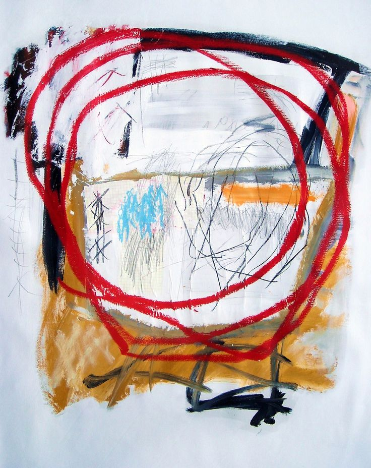 The Labor Theory of Value by Alan Taylor Jeffries - Original abstract artwork 34.5 x 28.25 in. Acrylic, oil, oil stick, oil pastel, charcoal, pencil, paper collage on unstretched unprimed canvas