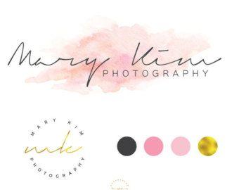 Acuarela diseño de logotipos diseño de logotipos