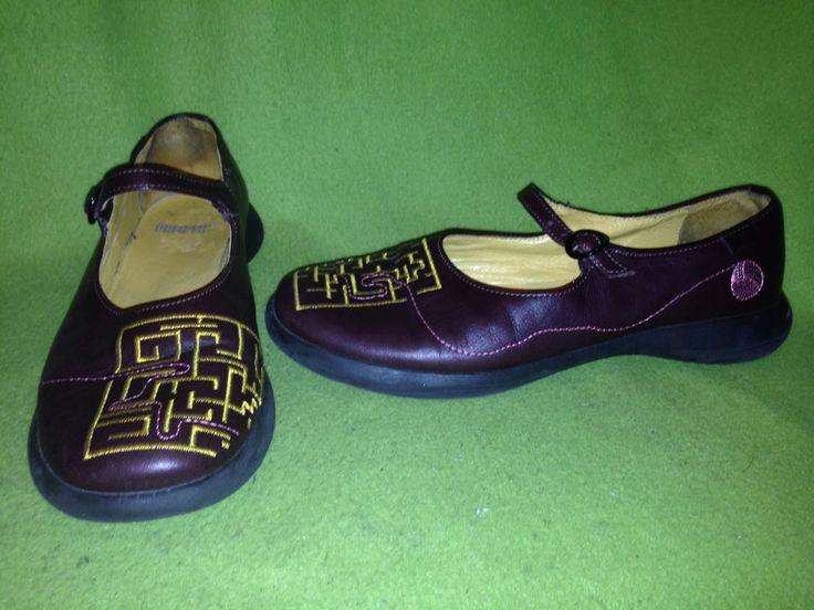 Brown Ball of String Maze Camper Twin Flats 7.5 38 #CAMPER #LoafersMoccasins