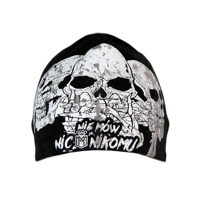 Czapka 'Nie Mów Nic Nikomu' ---> Streetwear shop: odzież uliczna, kibicowska i patriotyczna / Przepnij Pina!