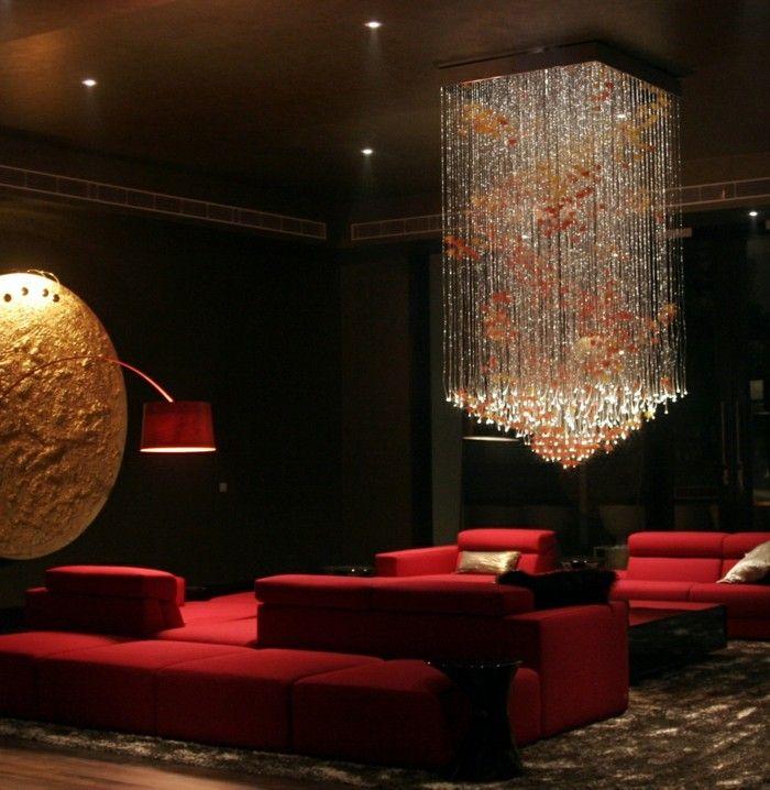 Beleuchtung Wohnzimmer Indirekte Spot