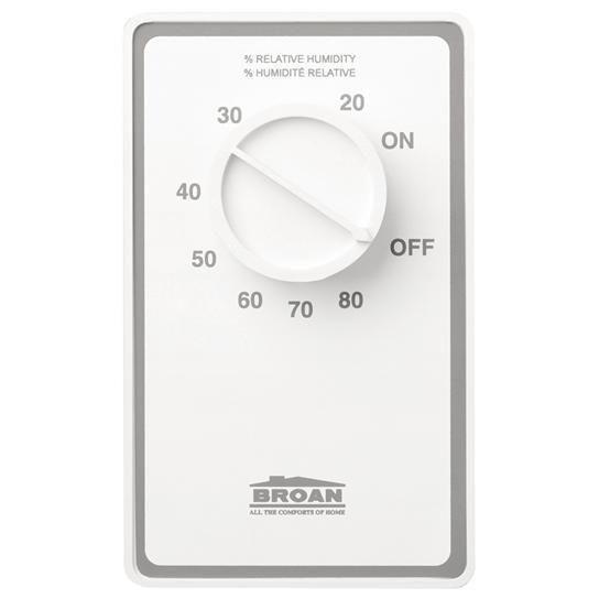 Picture Collection Website Broan DHW Dehumidistat V V Bath Ventilation Fan Control