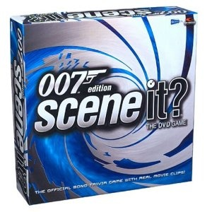 A good party game for the Bond fans