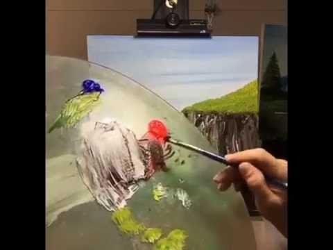 """""""Color"""" - Como se aclaran y oscurecen los colores al óleo - el color de las sombras.- nº 10 - YouTube"""
