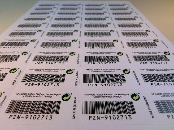 Zusätzlich zu den verschiedenen Typen gibt es unterschiedliche Materialausführungen, sodass ein idealer Schutz gegen äußere Witterungseinflüsse, Öle und Fette sowie gegen andere Beschädigungen durch Chemikalien gewährleistet werden kann.  Für nähere Informationen bzgl. der verschiedenen #Barcode #Etiketten nehmen Sie doch einfach mit uns Kontakt auf. #Barcodeetiketten #Etiketten #QR #QRCode    www.label-network.de