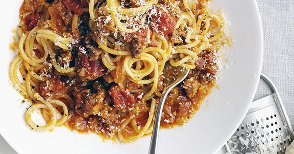 Best ever spag bol in slow cooker