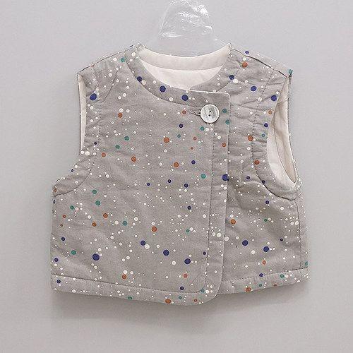 Eclair Mino Vest (2C)