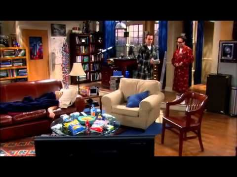 Sheldon Watches Doctor Who
