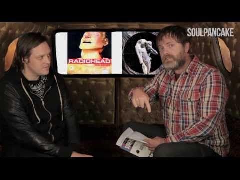 Rainn Wilson Interviews Win Butler of Arcade Fire
