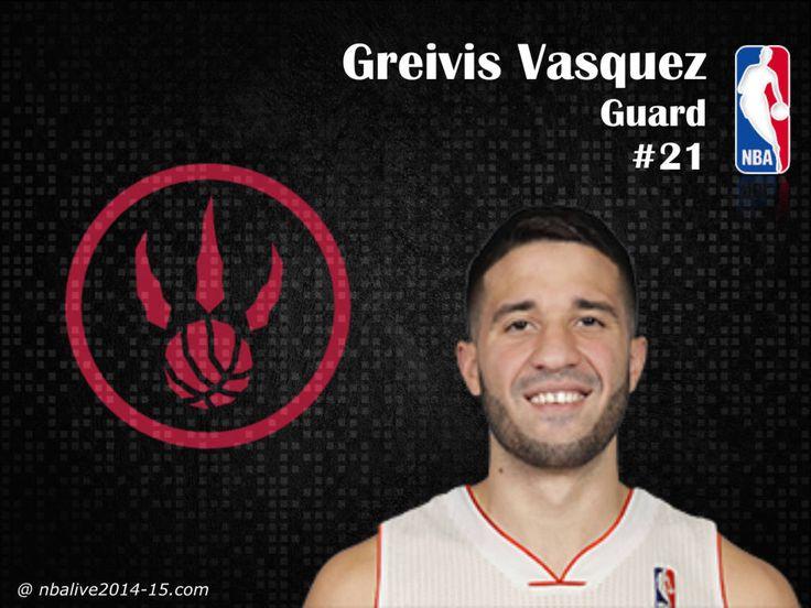 Greivis Vasquez - Toronto Raptors - 2014-15 Player