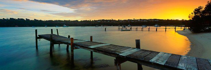 Bottom Lake, Merimbula, New South Wales - Australia