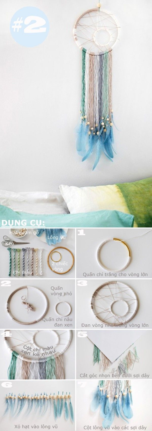 198 best anniv nina images on Pinterest | Dream catcher, Craft and ...