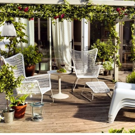 Ikea gartenmöbel rattan  10 best DIY - perfect garden images on Pinterest | Ikea outdoor ...