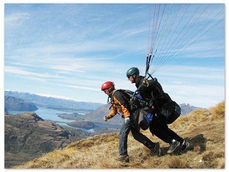Napideal! - Próbáld ki, milyen érzés repülni, éld át a szabadság élményét! Siklóernyőzés tandempilótával 20000 Ft helyett 12500 Ft-ért! Ötle...