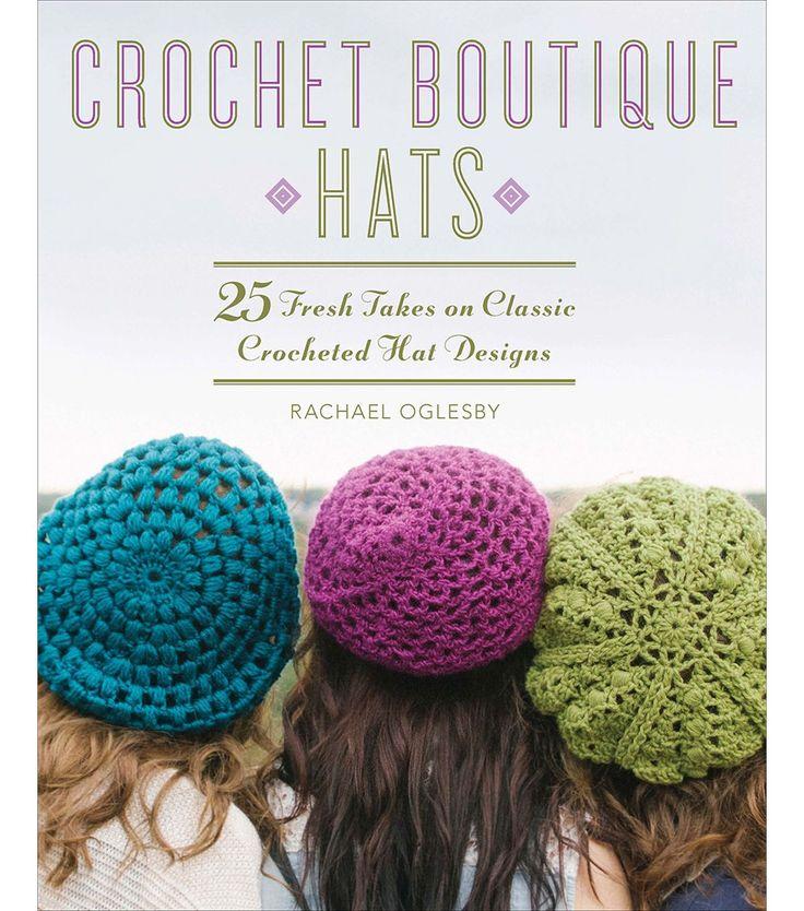 Crochet Boutique Hats