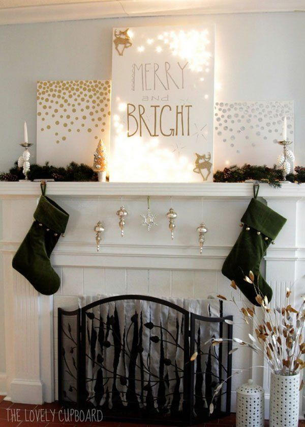161 best Luxurious Christmas images on Pinterest Christmas - contemporary christmas decorations