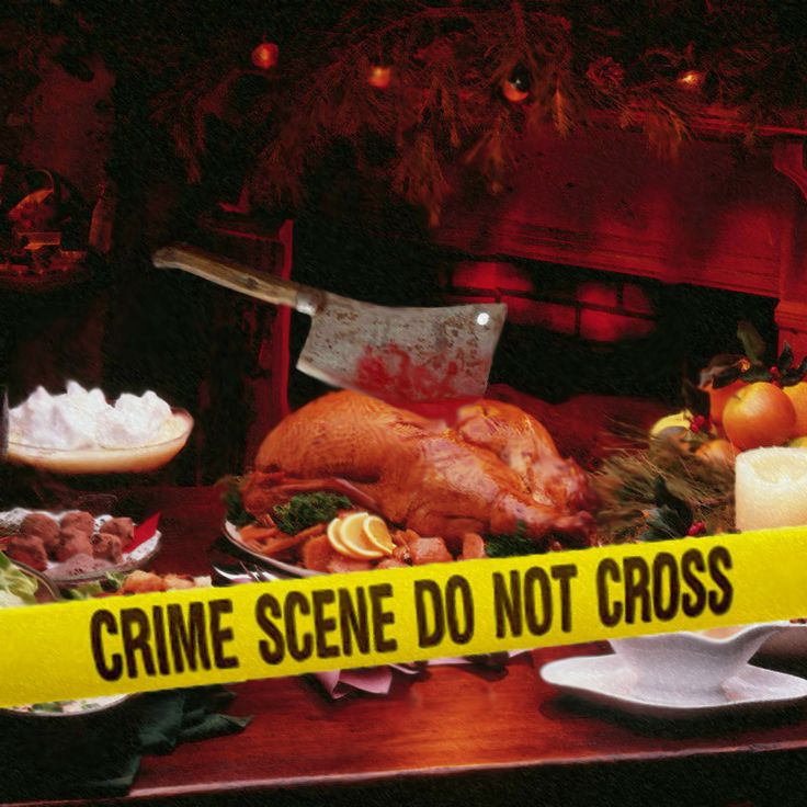 Mystery Dinner Party Ideas Part - 21: Thanks-Killing Day! A Feast To Die Over! 8 Part Murder Mystery. Mystery  Dinner PartyMurder ...