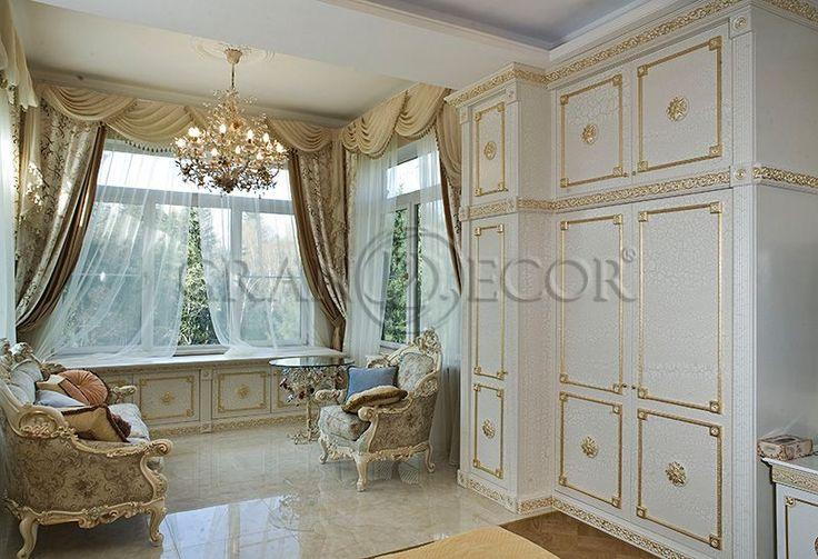 Шкафы по индивидуальному заказу | grandecor.ru