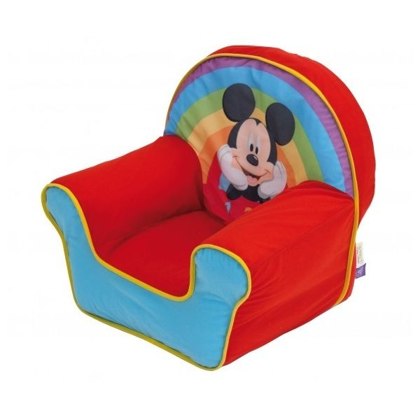 Fauteuil Mickey.