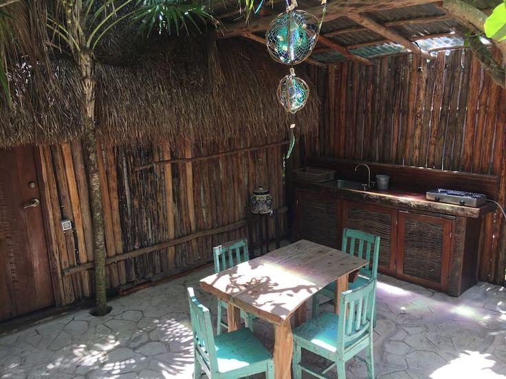 Bungalow (1) near to the beach - Cabañas en alquiler en Tulum, QuintanaRoo, México