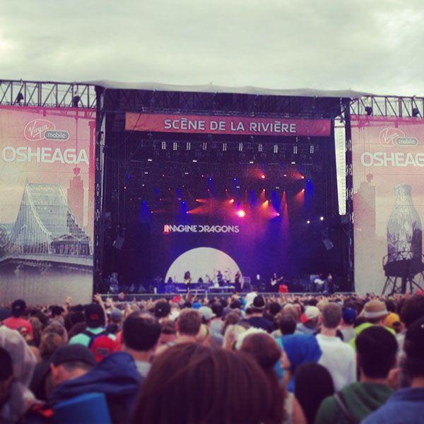Parc Jean Drapeau: Osheaga Music Festival | Montreal, Quebec