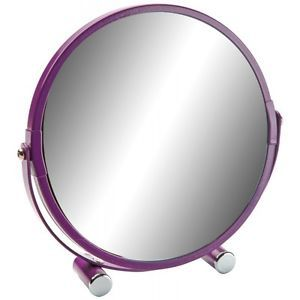 ESPEJO-CON-AUMENTO-DOBLE-CARA-VERSA-Double-sided-mirror-femme-women-beauty