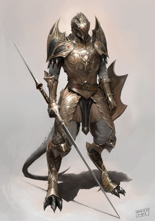 dragon knight by mar hwang joSpectrum 14: The Best in...