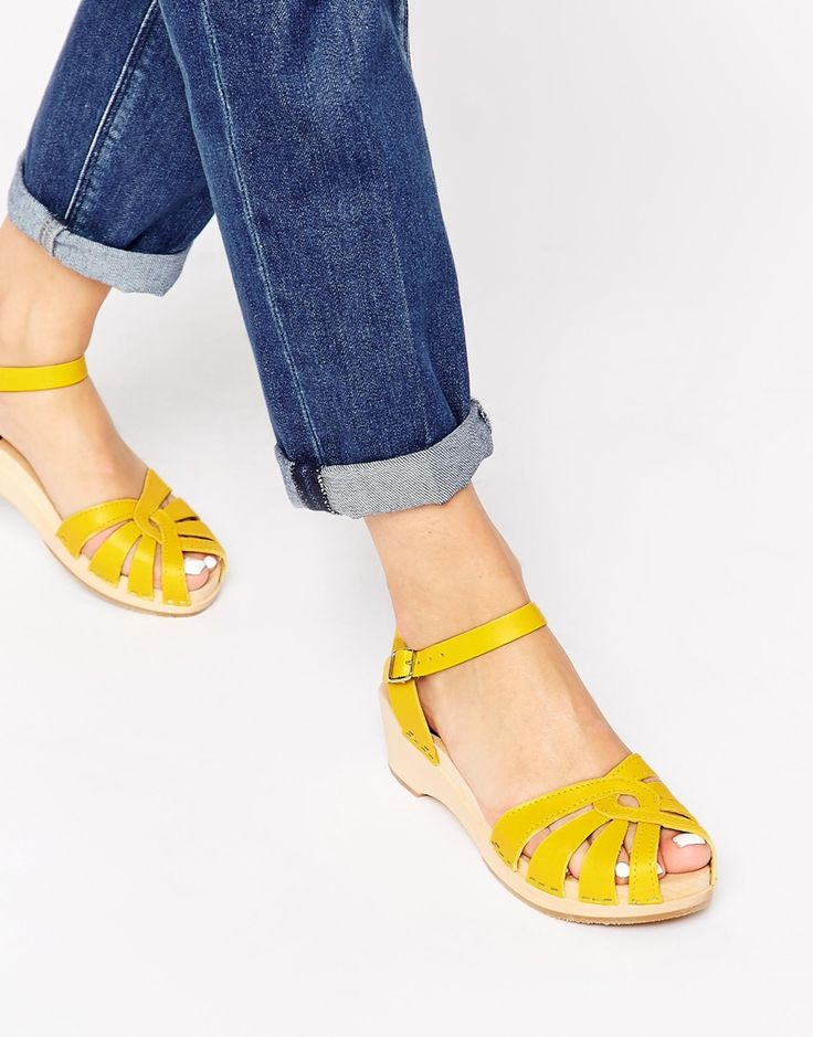 Swedish Hasbeens, the epitome of summer shoes!