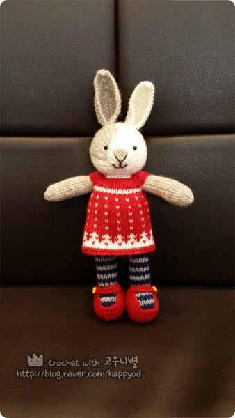#little cotton rabbit http://blog.naver.com/happyod
