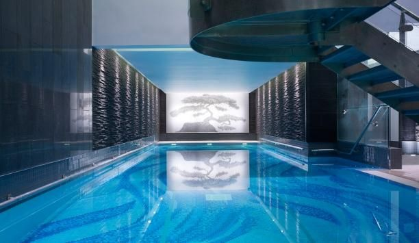 The Langham London: Indoor Pools, Swimming Pools, Afternoon Tea, Langham London, Place, Langham Hotels, Luxury Hotels, United Kingdom, Spa