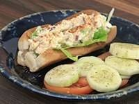 Southern-Style Chicken Salad (perfect way to use up roast chicken leftovers) makes an easy summer season sandwich!