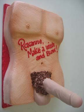 """Naughty bachelorette cupcake ideas .. Is Mr.BIG still IN? For the """"dirty"""" minded .. Either way Brides to be, have fun at your party … We all know Roxanne did!"""